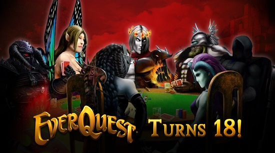 EverQuest 18th Anniversary