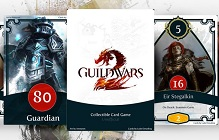 Guild Wars 2 Fan Crafts Digital CCG