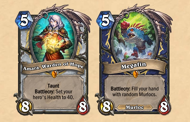 Hearthstone legendary quests