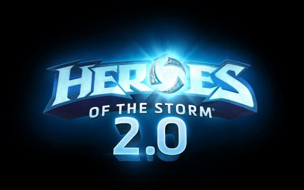 Heroes of the Storm 2 logo