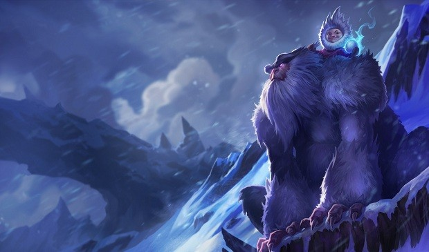 League of Legends Nunu