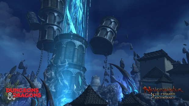 Neverwinter Cloaked Ascendancy Tower