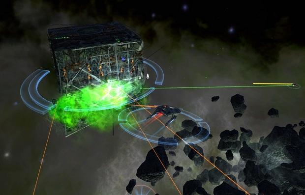 Star Trek Online Space Combat