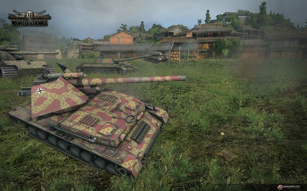 World of Tanks German