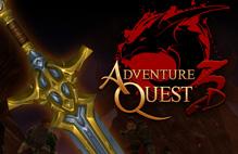 AdventureQuest 3D GDC Blade Key Giveaway