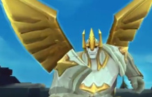 League Of Legends' Galio Getting A Whole New Look