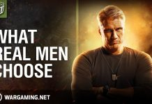 """According to Wargaming and Dolph Lundgren, """"Real Men"""" Play World of Tanks"""