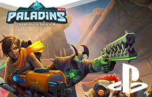 Paladins PS4 Closed Beta Key Giveaway (Americas Only)