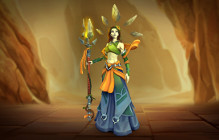 Paladins OB45 Update Introduces New Champion Inara, The Stone Warden