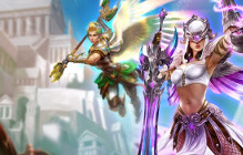 "SMITE Tactics CBT Update 5 Replaces Daily Login Bonus With ""First Win Of The Day"""