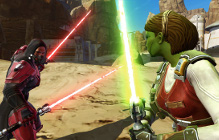 SWTOR Puts Its First Platinum Item Up For Sale… At About $60