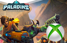 Paladins Closed Beta Key Giveaway (Xbox One)