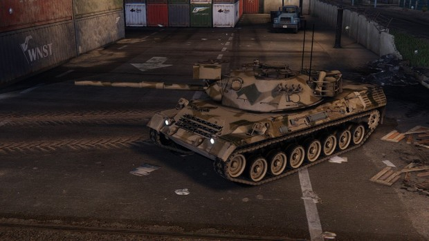 Armored Warfare loot