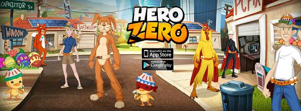 Hero Zero Easter