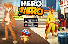 Hero Zero Celebrates Easter With a Crime Wave