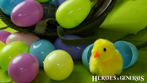 Heroes Generals Easter Egg