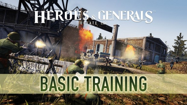 Heroes and Generals Basic Training