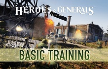 "Heroes & Generals Adds ""Basic Training"" Tutorials For New Recruits"