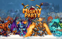 Collectible Card Strategy Game Mighty Party Launches On Steam
