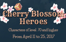 "Tree Of Savior Announces ""Cherry Blossom Heroes"" Event"