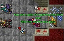 Tibia's Greatest Secret, The Level 999 Door, Is Finally Revealed, And It's (Literally) Bananas!
