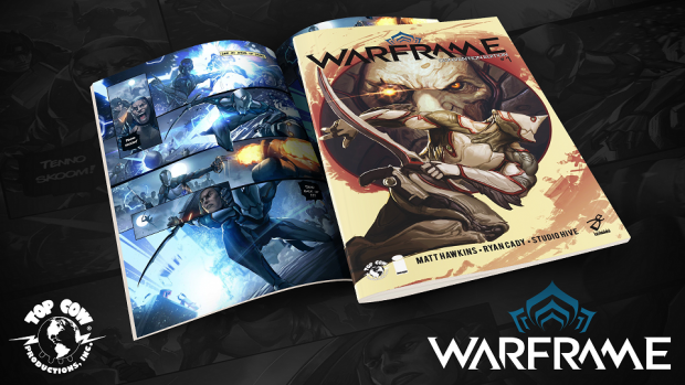 Warframe Top Cow Comic