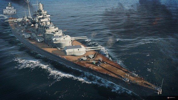 Warships Bismarck
