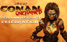 Free Level 80 Characters to Celebrate 9 Years of Age of Conan