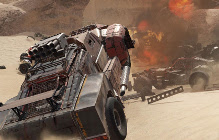 Vehicle Mayhem Ensues as Crossout Launches