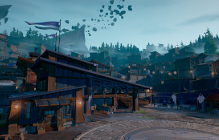 Phoenix Labs Publishes Post Highlighting Dauntless' Ramsgate City