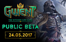 GWENT Public Beta Event Kicks Off May 24