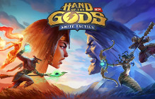 "SMITE Tactics Officially Dubbed ""Hand of the Gods"""