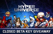 Hyper Universe Closed Beta key Giveaway