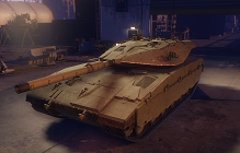 Update 0.20 For Armored Warfare Will Add New PvP Map And UI/Garage Overhauls