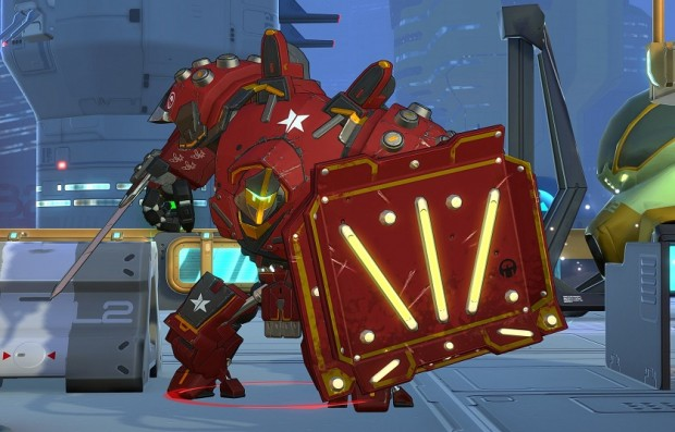 Atlas Reactor Rampart