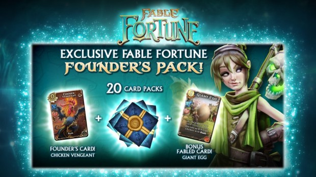 Fable Fortune Founders Pack