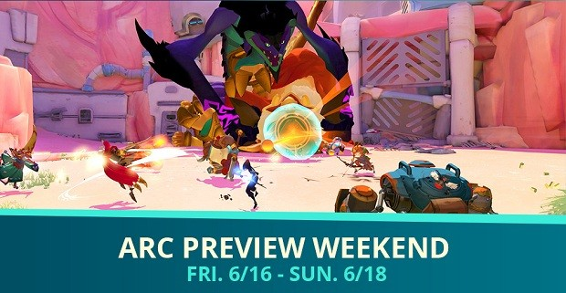 Gigantic Preview Weekend