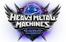 Heavy Metal Machines European Championship Taking Place in July; 10,000 Euros on the Line