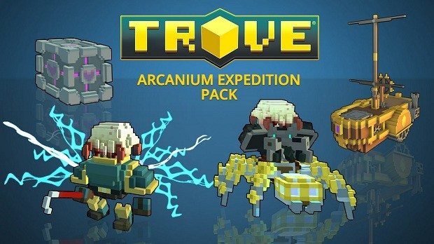 Trove Arcanium Expedition Pack