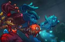 Awesomenauts First Update Since F2P Transition Adds New Character: Dizzy