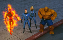 Gazillion Announces Removal Of Fantastic 4, Silver Surfer From Marvel Heroes -- Then Removes Post