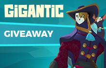 Gigantic: Free Items Key Giveaway!