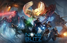 """Real-time Trading Card Game"" Nova Blitz Launches On Steam"