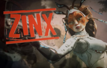 Cat Lady Incoming! Zinx Coming to Paragon