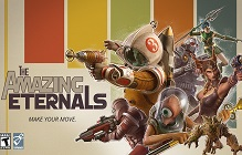 Digital Extremes' Keystone Is Now The Amazing Eternals, Adding A Little Variety To The Hero Shooter Scene