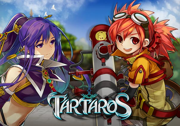 2009 Anime MMORPG Tartaros Rebirth Coming To The West In November