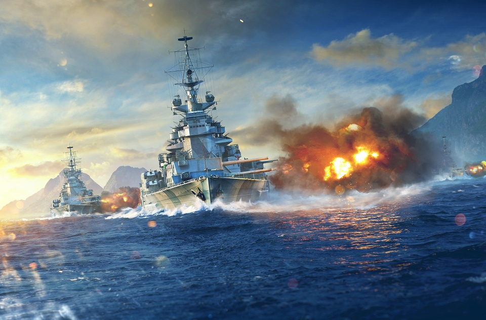 Interview: British Battleships Steam Into World of Warships