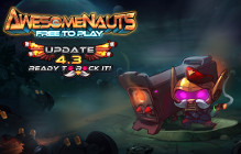 Awesomenauts Marks 5th Anniversary With New Upate