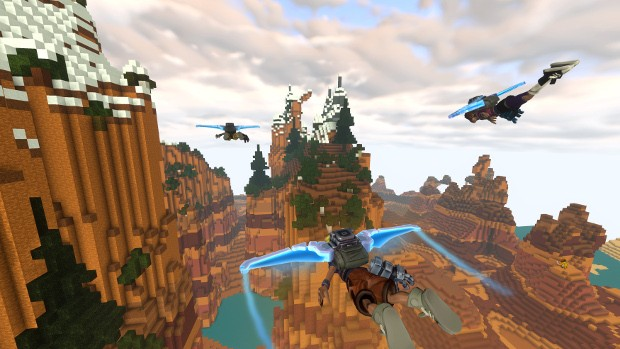 Creativerse players can now share blueprints via steam workshop with the launch of the blueprint revolution update playful corp has given creativerse players the ability to share their creations with each other via the malvernweather Choice Image