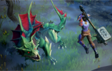 Interview: Slaying Alpha Questions with Dauntless's Executive Producer